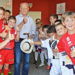 """Bild zum Eintrag: 90 let ! Vse najboljše """"tovariš"""" Matevž Wieser  90..."""