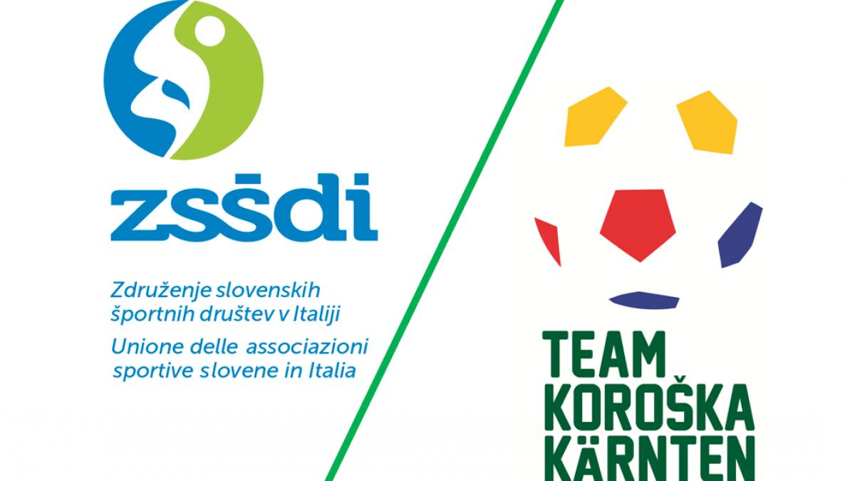 Slika: Tudi Slovenci v Italiji z reprezentanco