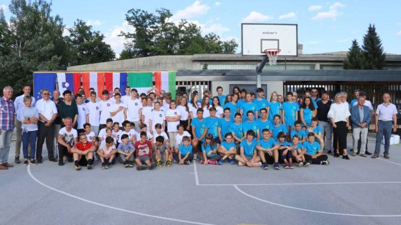 Slika: 42. srečanje slovenskih športnikov iz obmejnih dežel