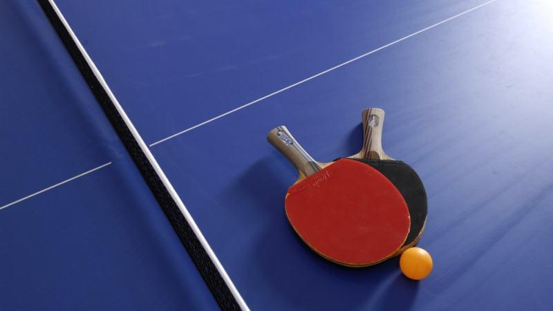 Slika: Namizni tenis