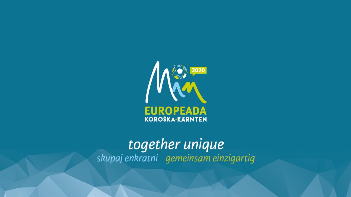 Slika: Turistična regija Klopinjskega jezera je predstavila pesem k EUROPEADI 2020