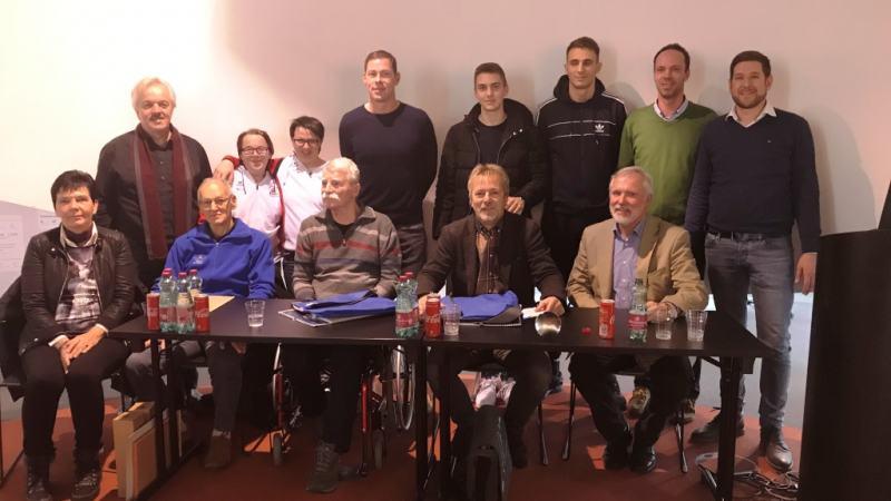 Slika: Predstavitev slovenskega zamejskega športa