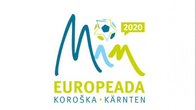 Slika: Okvirni pogoji za izvedbo Europeade 2020 se postavljajo