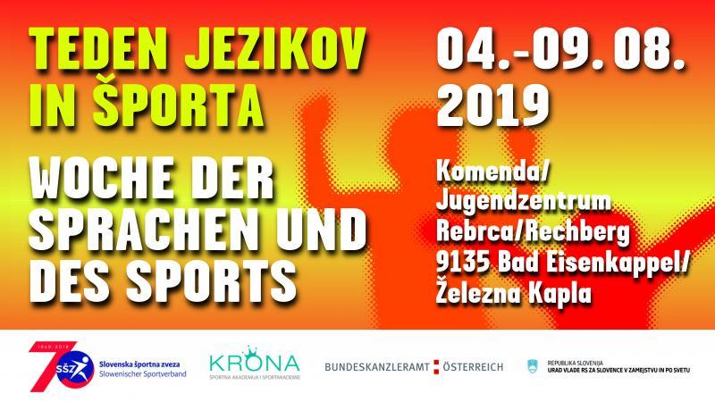 Bild: Woche der Sprachen und des Sports in Rechberg