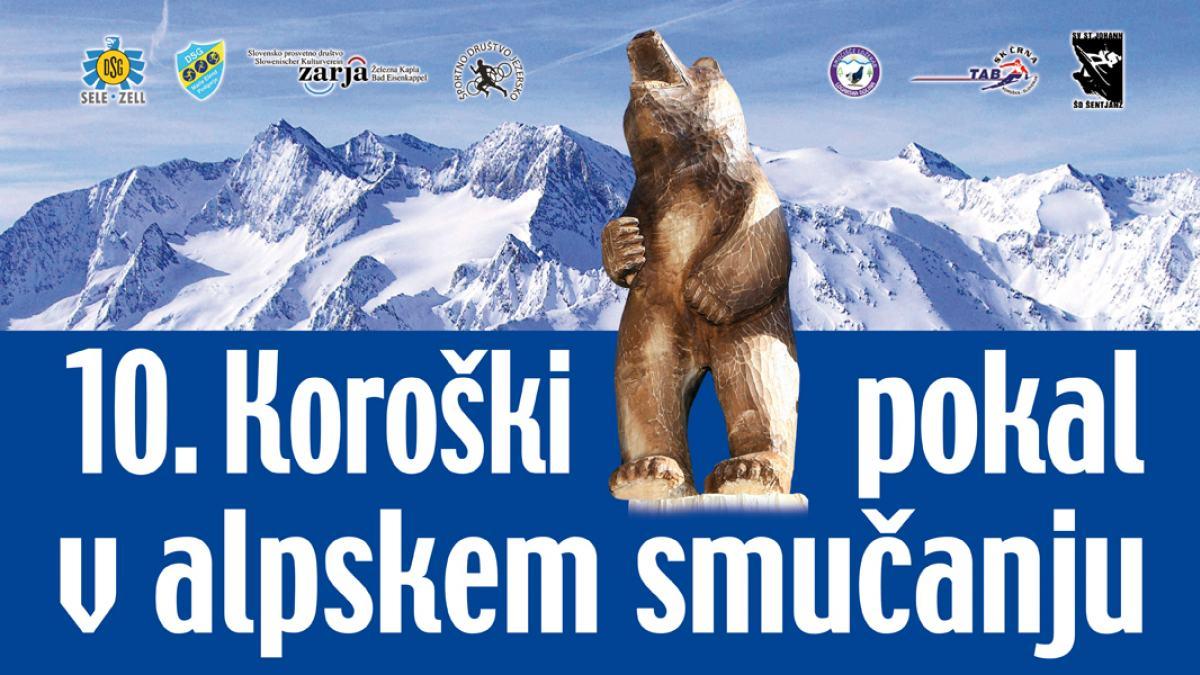 Slika: 10. KOROŠKI POKAL - prva tekma 17.02.2019 v Podnu