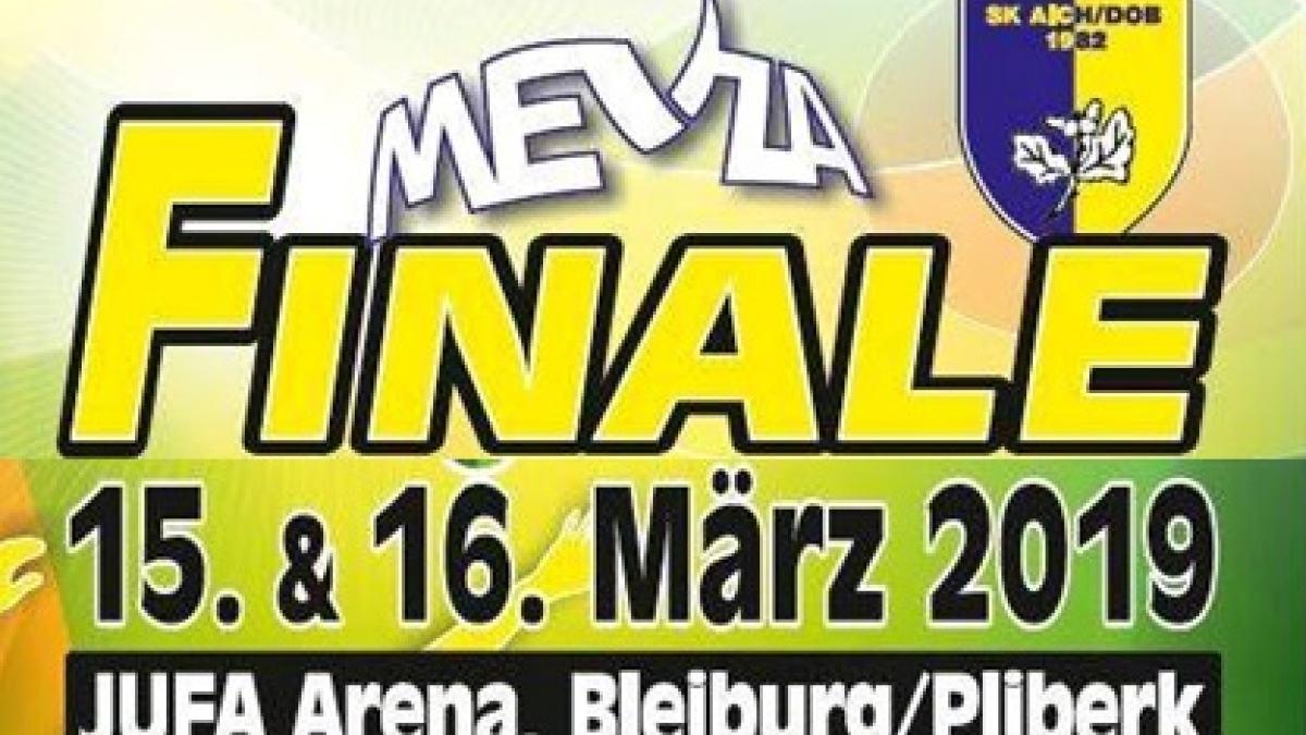 Slika: Finale odbojkarske lige MEVZA v Pliberku