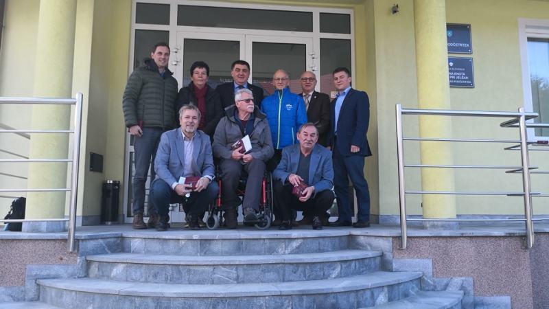 Slika: Srečanje zamejskih športnikov bo letos potekalo v občini Podčetrtek