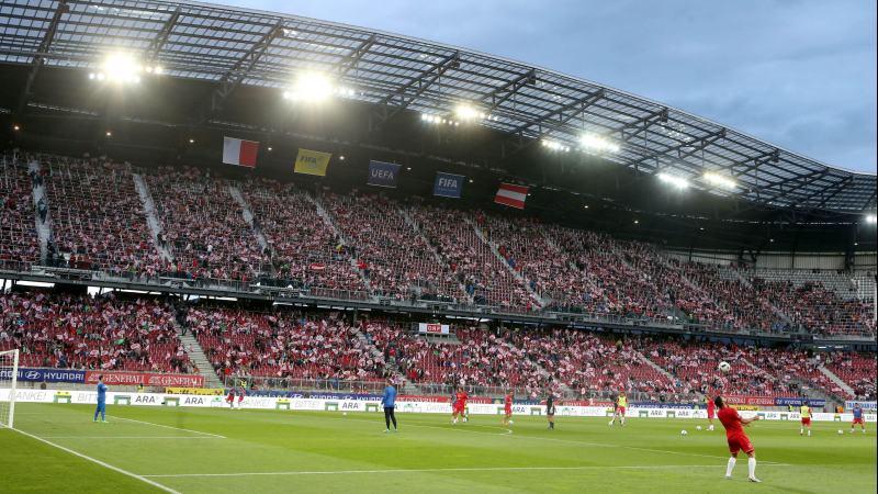 Bild: ÖFB-Cup Finale im Wörthersee Stadion