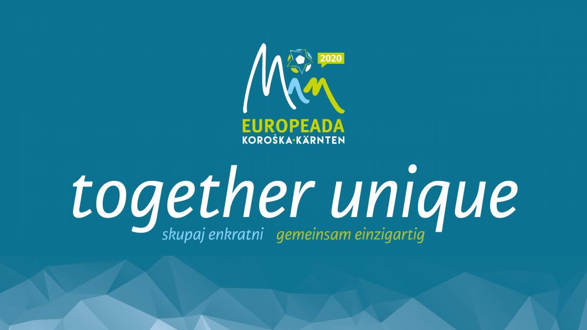 Bild: Neue Webseite für die EUROPEADA 2020