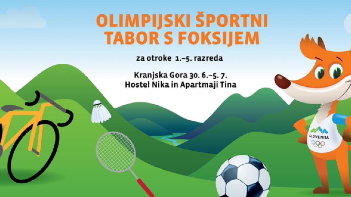 Bild: Olympia Camp in Kranjska gora