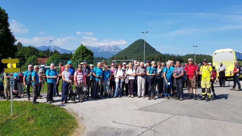 Bild: 48. Treffen der grenznahen slowenischen Alpenvereine