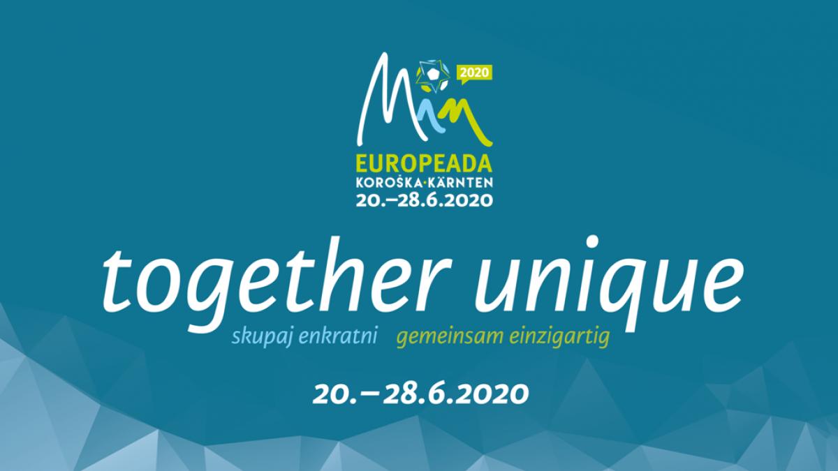 Slika: Samo še 365 dni do EUROPEADE 2020!
