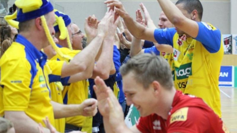 Bild: Aich/Dob rückt mit Sieg gegen Kamnik auf Platz zwei in MEVZA