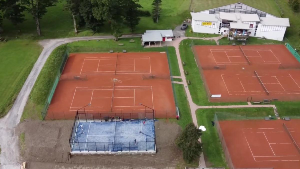 Slika: Padel tenis v Železni Kapli