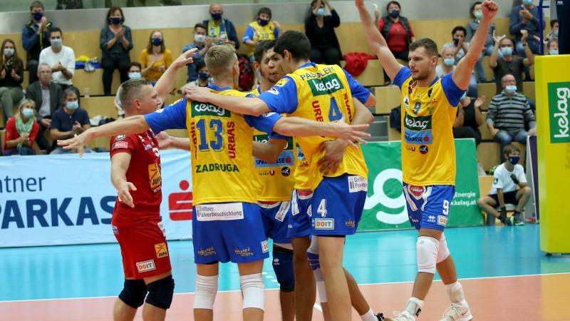 Bild: Aich/Dob mit Sieg gegen Graz