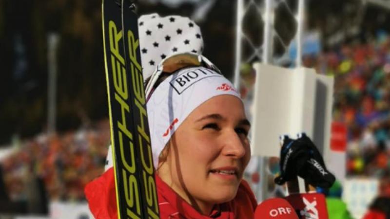 Bild: Ein geschichtsträchtiger Erfolg für den slowenischen Sport in Kärnten/Koroška
