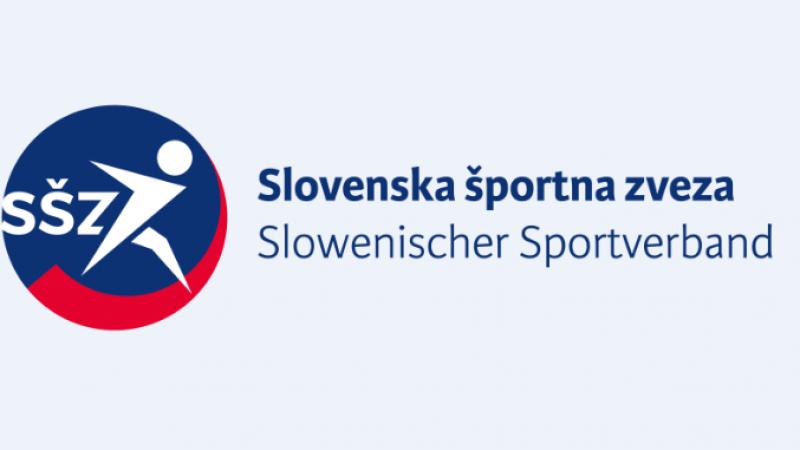 Bild: Ausschreibung Basisförderung Slow. Sportverband / SŠZ